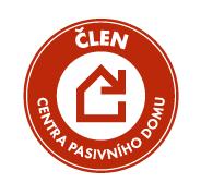 logo Centra pasivního domu